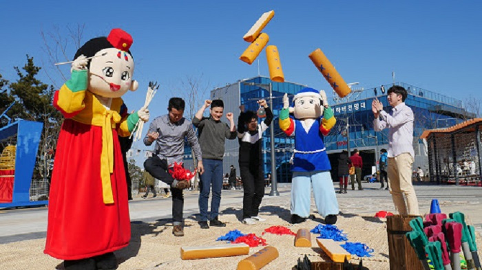 kinh nghiệm du lịch Hàn Quốc tháng 2 - tham dự Tết