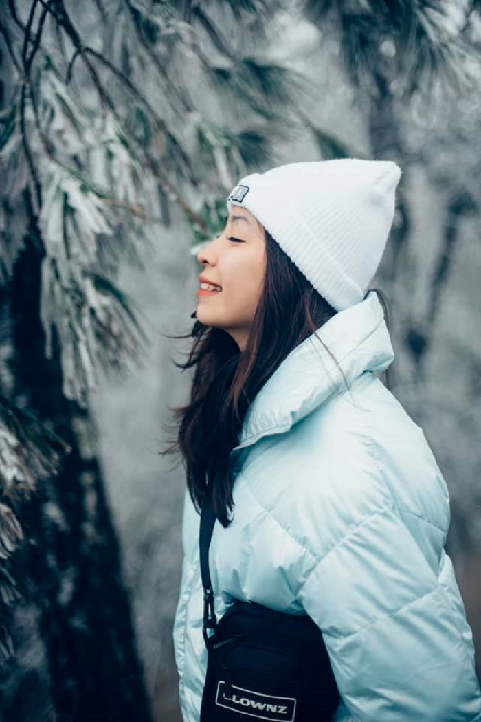 Wear a warm hat.  Photo: nguyenhongthutrang-1