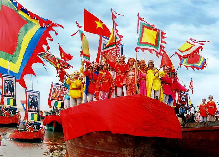 Festivals in Phu Quoc - Nghinh Ong festival