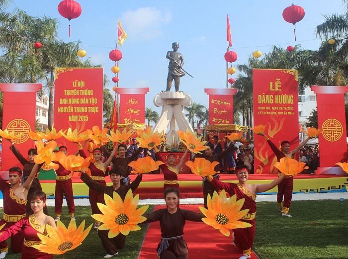 Festivals in Phu Quoc - Nguyen Trung Truc festival