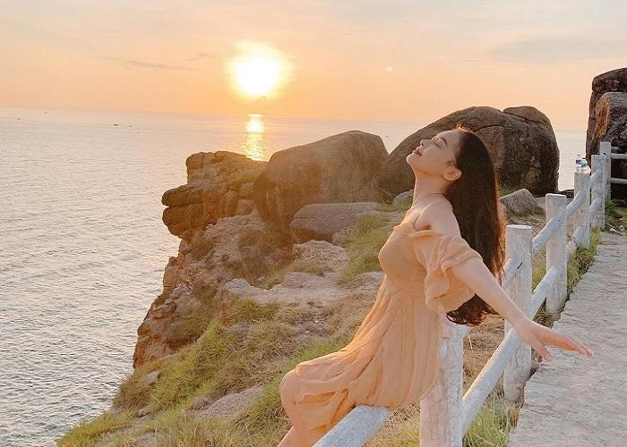 Phượt mũi Đại Lãnh Phú Yên đón bình minh và 'sống ảo' ấn tượng