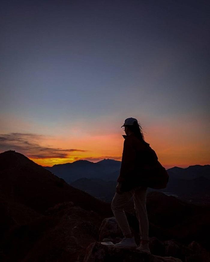 Legend of Co Tien mountain Nha Trang