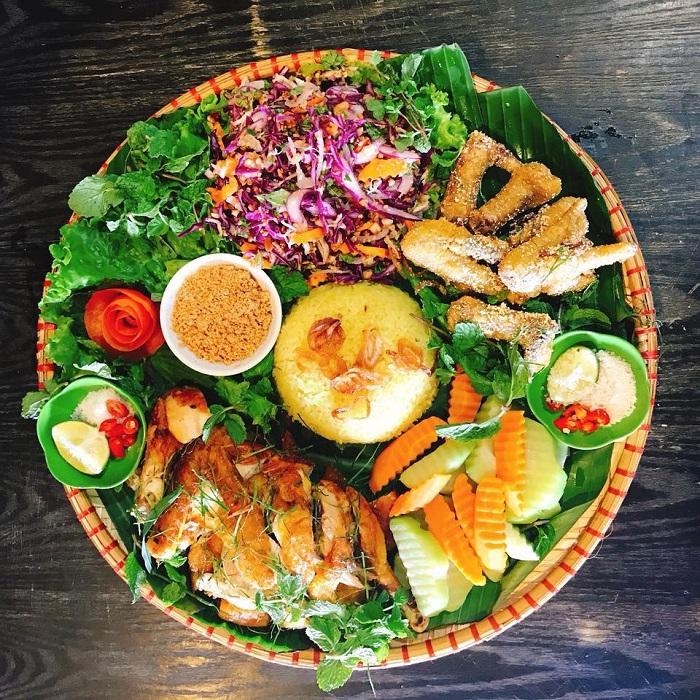 Delicious restaurant in Uong Bi - Restaurant Trang Gia Vien menu