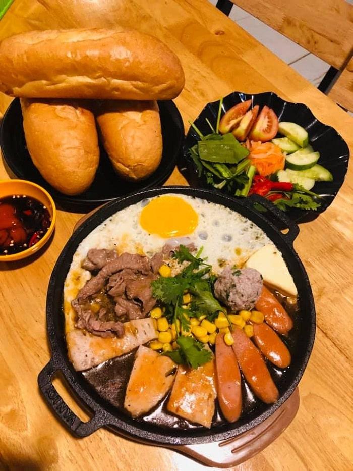 Bún Đâu - Ăn Vặt PHỐ CỔ - quán ăn vặt ở Tây Ninh 'ngon nhức nách'