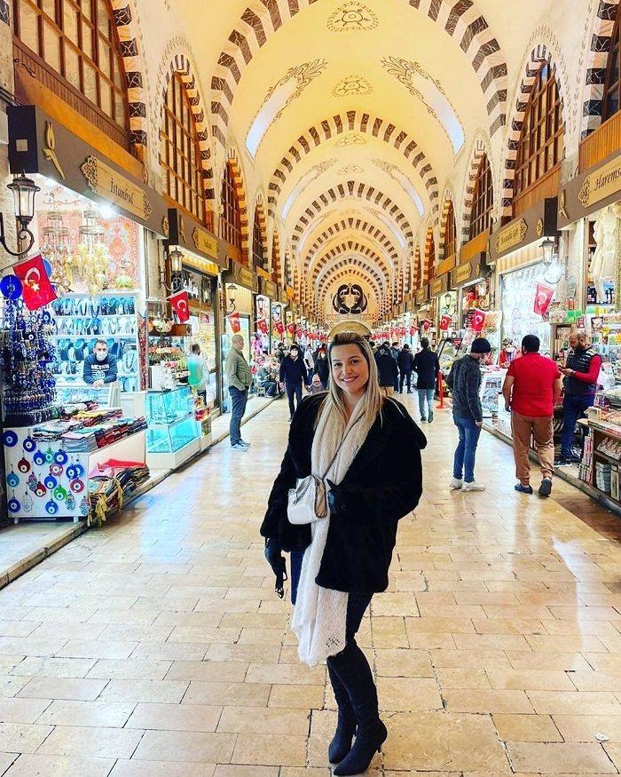 khu chợ ở Istanbul nổi tiếng