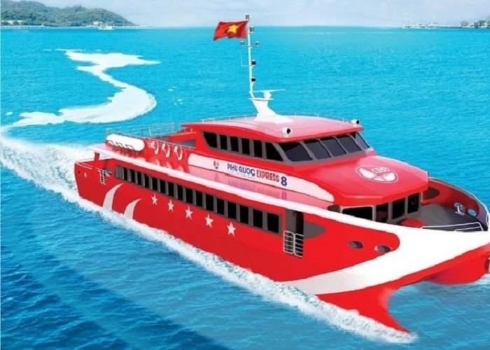Kinh nghiệm đặt tàu đi Phú Quốc nhanh chóng, tiện lợi