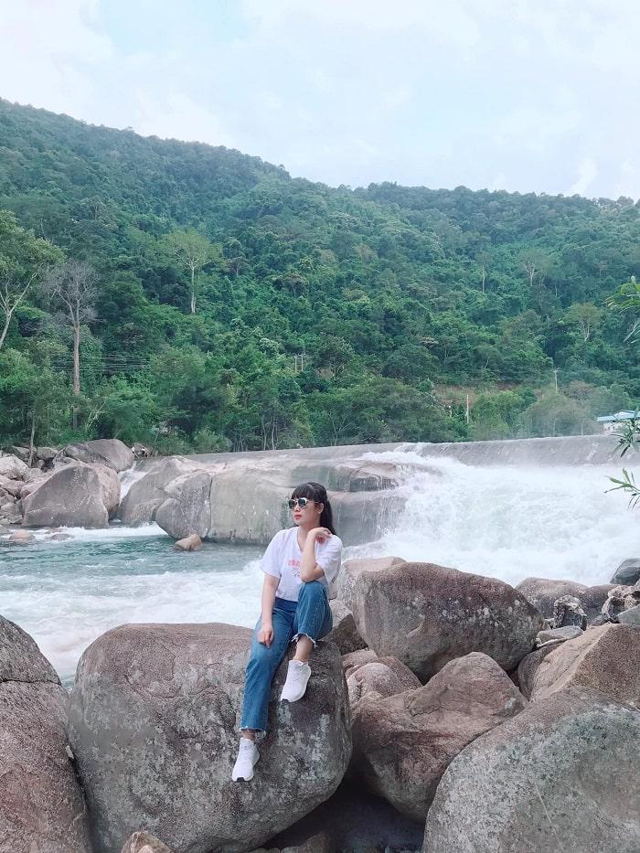 White water - the beauty of Krong Kmar waterfall in Dak Lak