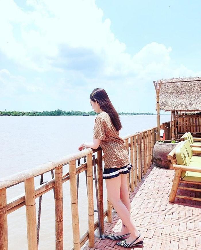 Làng sinh thái ẩm thực Quê Dừa - Thiết kế đậm chất sông nước