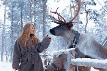 Check-in thành phố Murmansk tận hưởng trọn vẹn mùa đông nước Nga