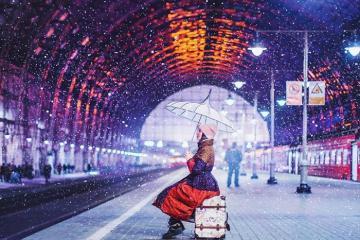 Checklist những điểm chụp ảnh mùa đông đẹp ở Nga