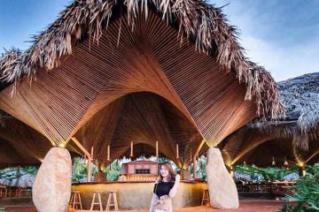 Gợi ý ăn tiệc cuối năm thật 'chill' tại làng sinh thái ẩm thực Quê Dừa Bến Tre