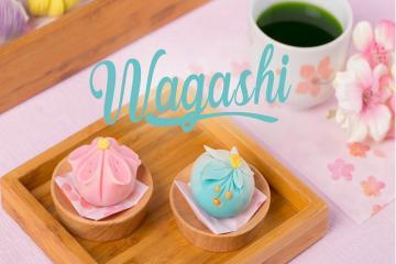 Bánh ngọt truyền thống Nhật Bản - món ăn được nâng tầm nghệ thuật