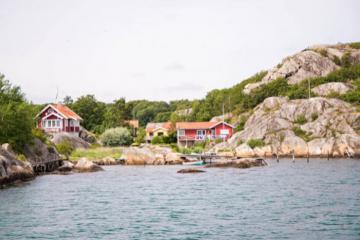 Ngẩn ngơ trước các hòn đảo ở Thụy Điển đẹp triệu like