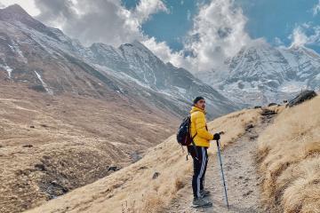 Các trải nghiệm ở Nepal khiến phượt thủ 'mê tít'
