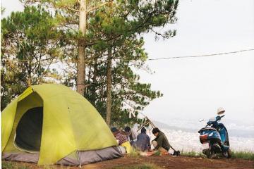 Kinh nghiệm cắm trại ở Đà Lạt: gợi ý điểm đến và lưu ý cần thiết