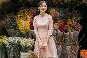 Ghé chợ hoa Hà Nội, mang sắc hương cho ngày Tết
