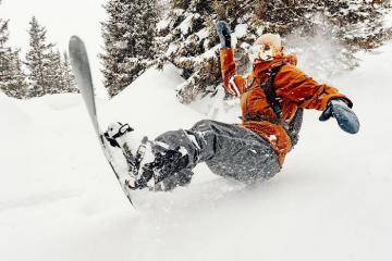 Chơi 'quên lối về' tại các điểm trượt tuyết ở Thụy Sĩ