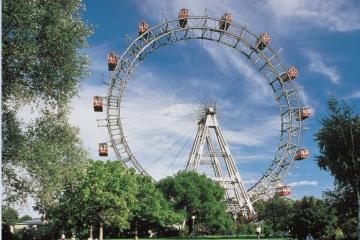 Công viên Prater - địa điểm vui chơi, giải trí hấp dẫn ở Vienna