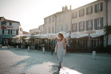 Những trải nghiệm du lịch đầy thú vị ở đảo lle de Ré nước Pháp