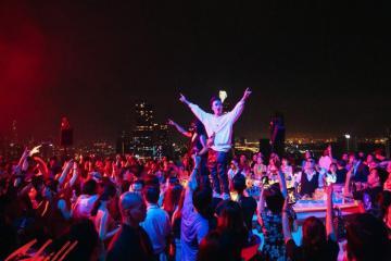 'Quẩy' hết mình với những địa điểm chơi đêm ở Sài Gòn