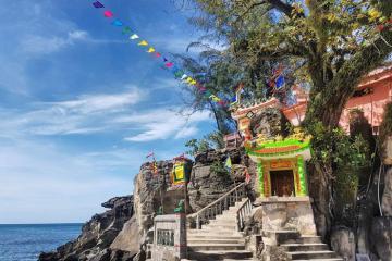 Những địa điểm du lịch tâm linh ở Phú Quốc cảnh đẹp và thanh tịnh