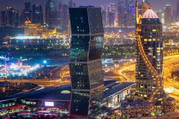 Những địa điểm chụp ảnh đêm đẹp ở Qatar giới mê nhiếp ảnh không thể bỏ qua