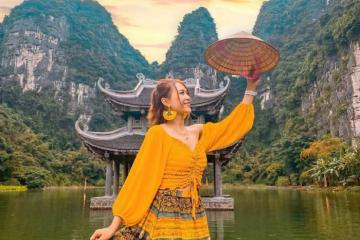 'Check list' những địa điểm du xuân đầu năm ở Ninh Bình