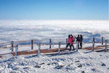 Top 10 đường mòn đi bộ Hàn Quốc ngắm cảnh tuyệt đẹp