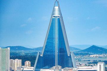 'Khách sạn tận thế' ở Triều Tiên và những điều chưa có trong lịch sử