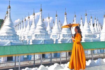 Kinh nghiệm du lịch Mandalay - Myanmar lần đầu siêu đầy đủ