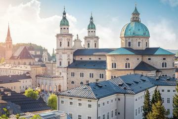 Hành trình tham quan nhà thờ Salzburg nổi tiếng ở Áo