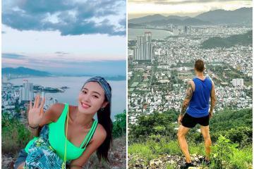 Đến Nha Trang check in núi Cô Tiên vững chãi của thành phố biển