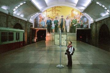 Tàu điện ngầm Bình Nhưỡng – niềm tự hào của người dân Triều Tiên