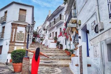 Thị trấn Frigiliana – 'viên ngọc quý' của Tây Ban Nha