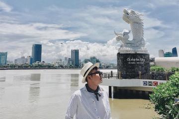 Tượng Cá Chép Hóa Rồng Đà Nẵng - biểu tượng kiến trúc độc đáo bên dòng sông Hàn