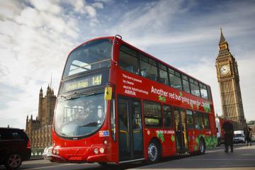 Xe bus 2 tầng ở London - 'đặc sản' nên trải nghiệm khi ghé thăm xứ sương mù