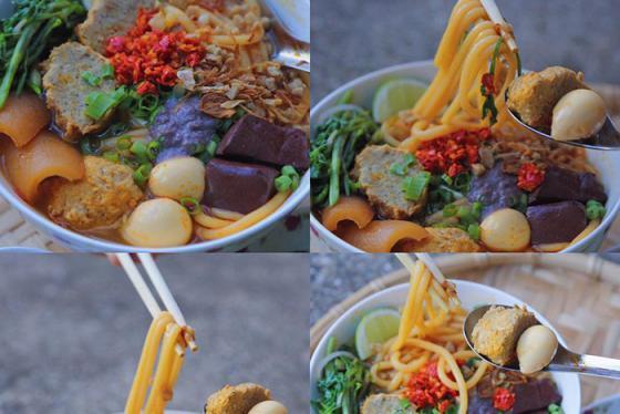 Bún đỏ Kon Tum - 'chuẩn cơm mẹ nấu' cho những ngày trời lạnh