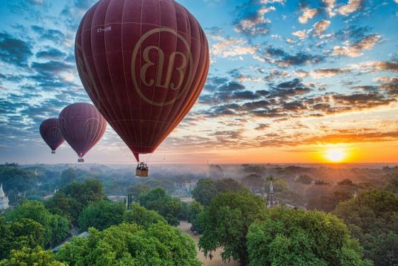 Cùng nhau khám phá các địa điểm du lịch ở Bagan đẹp và nổi tiếng nhất