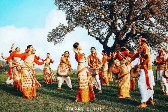 Độc đáo phong tục đón Tết cổ truyền ở Ấn Độ