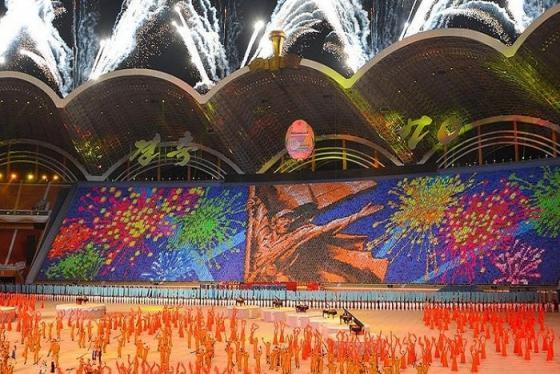 Lễ hội Arirang Triều Tiên – sự kiện đồng diễn lớn nhất thế giới