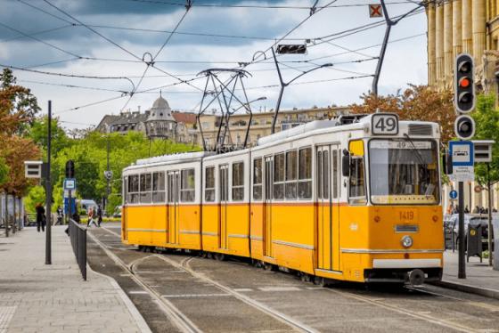 Phương tiện đi lại ở Budapest và cách di chuyển tới các nước Châu  Âu
