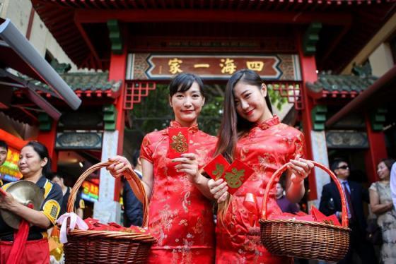Ngày Tết Nguyên Đán ở Trung Quốc có gì đặc sắc?