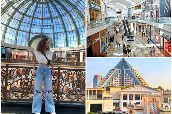 Những trung tâm mua sắm ở Dubai là 'tọa độ' shopping khủng cho tín đồ du lịch