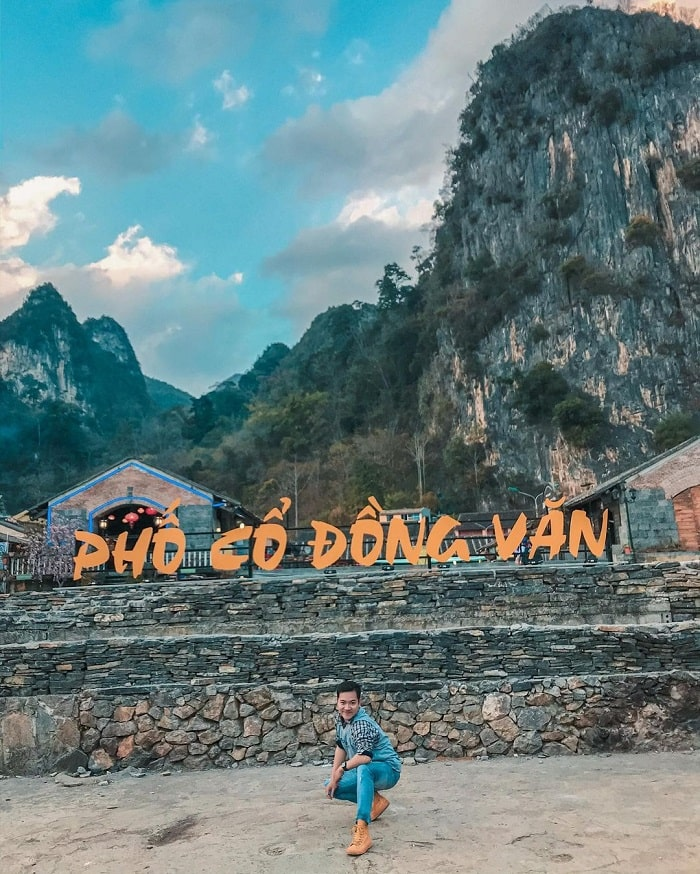 tour Đông Tây Bắc Tết Âm lịch 2021 - thăm phố cổ Đồng Văn