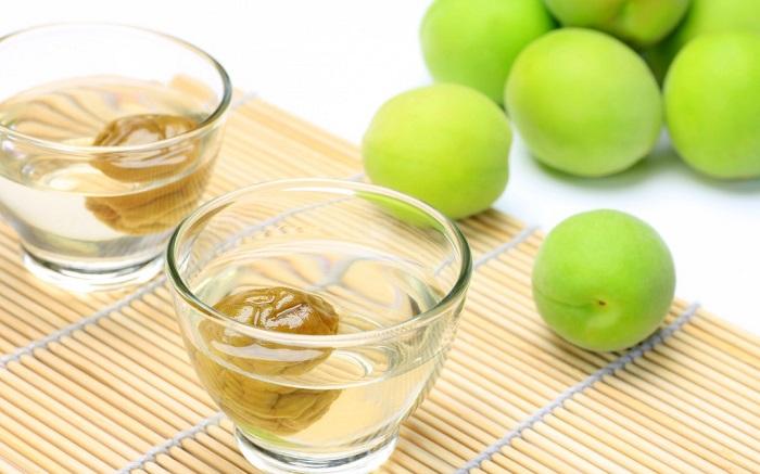 trà truyền thống Hàn Quốc - trà mận giải độc
