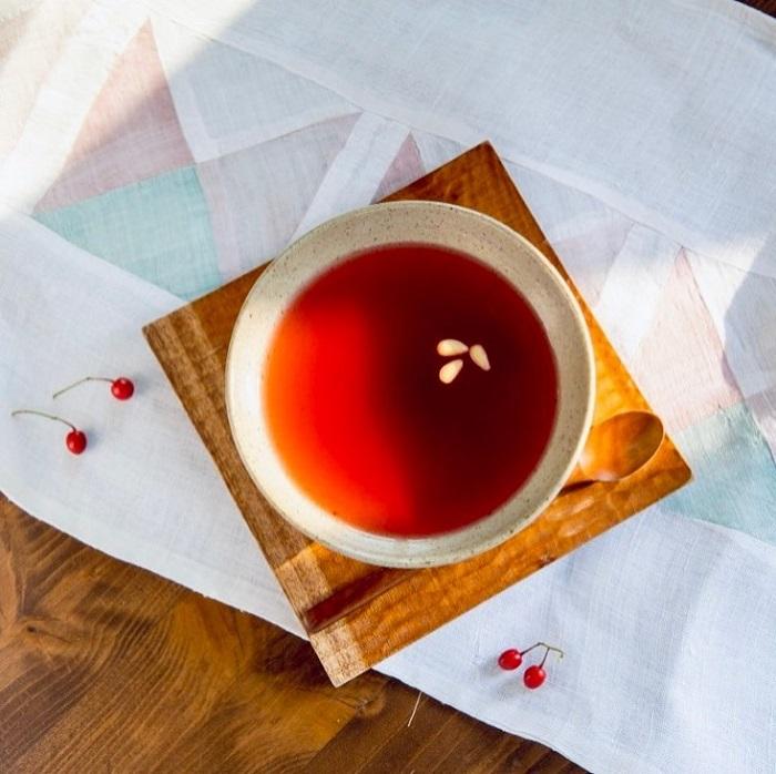 trà truyền thống Hàn Quốc - trà ngũ vị