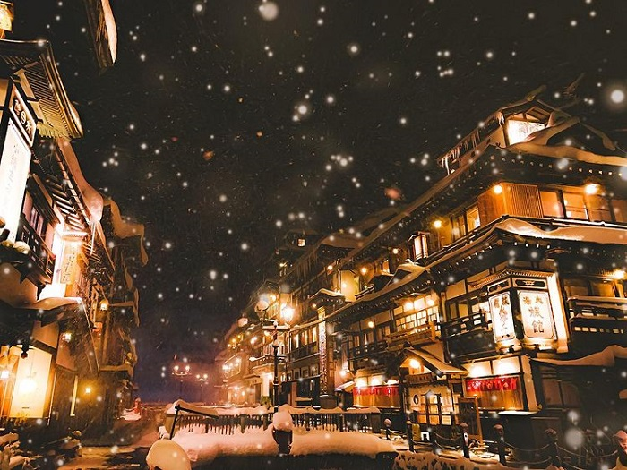trải nghiệm mùa đông Nhật Bản ở nơi đẹp như cổ tích