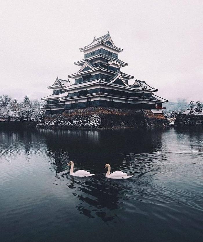 trải nghiệm mùa đông Nhật Bản ngắm cảnh ma mị