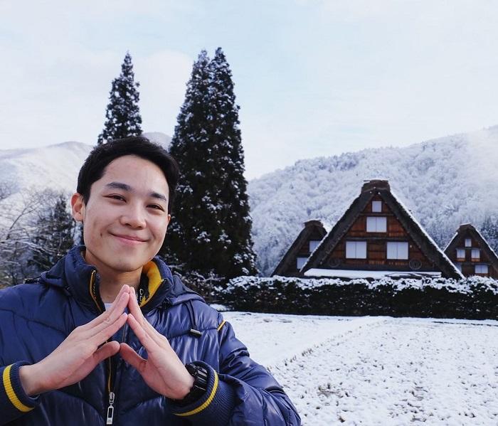 trải nghiệm mùa đông Nhật Bản - khám phá làng Ogimachi