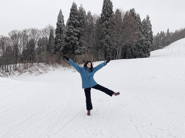 trải nghiệm mùa đông Nhật Bản thú vị dưới trời tuyết